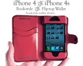 iPhone 4s Leather Wallet ...