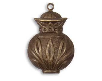 Vintaj 27x18mm Ancient Urn