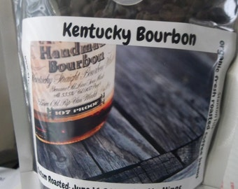 Kentucky Bourbon Coffee Beans