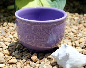 Vintage Limited Edition Lilac FiestaWare Soup Bowl, Fiesta Ware, Purple, Discontinued