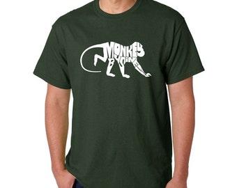 Men's T-shirt - Monkey Business