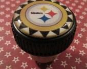 Wine Cork Stopper Steelers