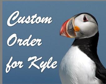 21 sets of earrings for Kyle.  Custom Order.