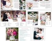 Wedding Photography Digital Magazine - INSTANT DOWNLOAD -  Perfect Weddings