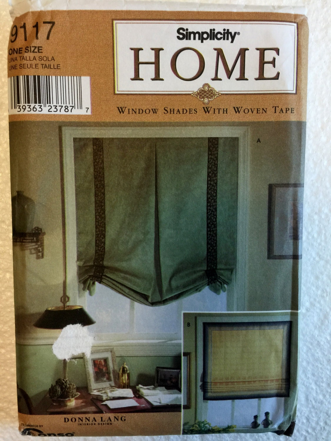 Https Www Etsy Com Listing 237860364 Simplicity Home Decorating Shades With