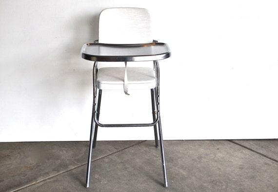 Mid Century Cosco High Chair Retro High Chair