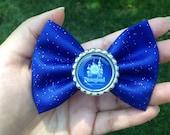 Disneyland 60th anniversary bow