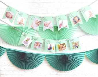 1st Birthday Bunting