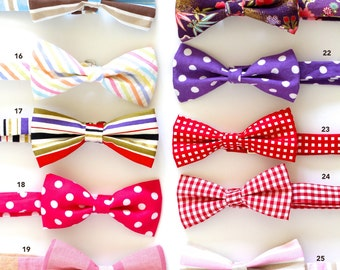 SUPER SALE! Many colors to choose from, mens bowtie, wedding bow tie, groom tie, men's bow, men's gift