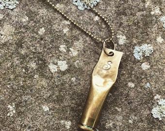 SMOKING GUN necklace