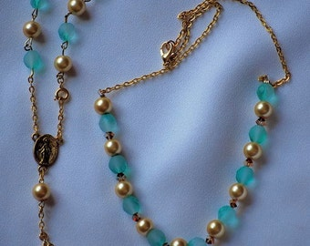 One Decade Bracelet & Necklace set