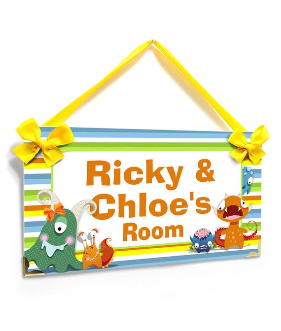 Funny Monsters Names Funny Monsters Theme Decor