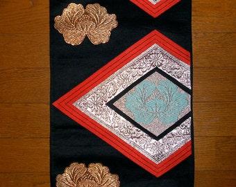 Final winter SALE - 50%OFF!! Antique obi for kimono