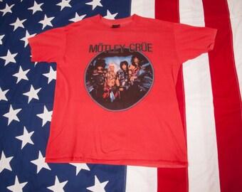 MOTLEY CRUE Metal T-Shirt