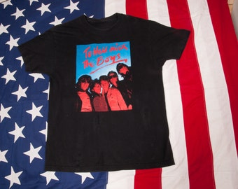 """THE BOYS """"To Hell With The Boys"""" T-Shirt"""
