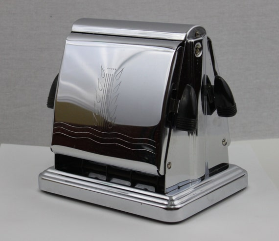 Electric Toasters From 1930 ~ Vintage s dominion electric toaster works great