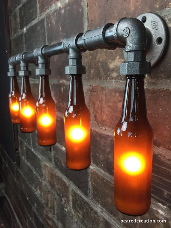Items Similar To Bathroom Vanity Light Industrial