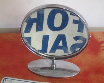 1960's Pivoting Vanity Mirror / Beauty Mirror