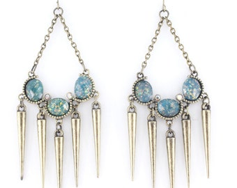 Pretty Gold-tone Bullets Dangle Drop Earrings,F3,color selectable