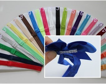 8pcs Detachable headband - baby soft headband - 10% off - stretch headband - baby headband baby girl - hairband - girl hairband - baby