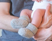Knit Baby Booties Baby Uggs Knit Infant Newborn