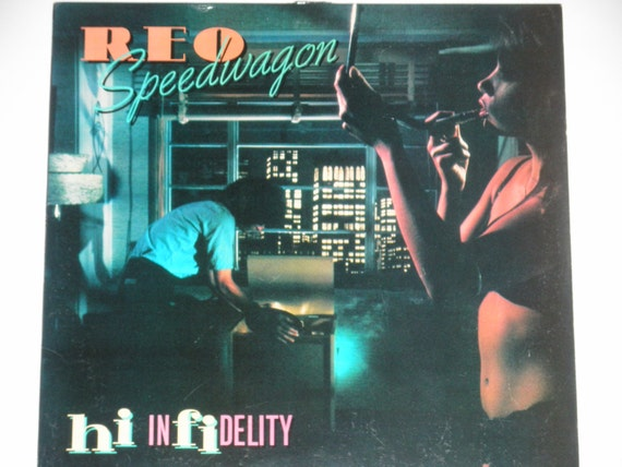 reo speedwagon hi infidelity keep on loving by notesfromtheattic. Black Bedroom Furniture Sets. Home Design Ideas