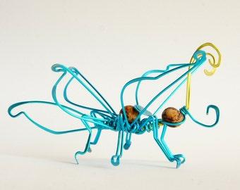 butterfly sculpture · butterfly art · wire sculpture · decorative sculpture · decorative butterfly · insect sculpture · wire art ·