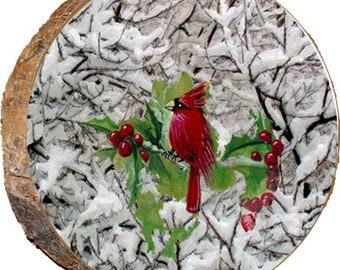 Holly Cardinal - DAI009