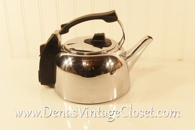 vintage russell hobbs stainless steel by denasvintagecloset. Black Bedroom Furniture Sets. Home Design Ideas
