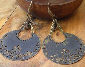 BO21 - Gypsy earrings - Bahia Del Sol