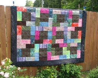 Quilt - Patchwork Quilt in Full Size