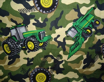 Items Similar To New John Deere Green Madras Crib Bedding