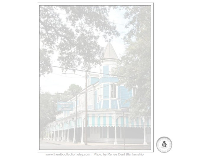 Commander's Palace Notepad - New Orleans