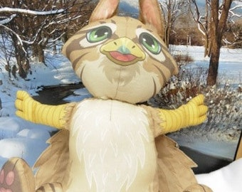 Griffin Plush Stuffed Animal