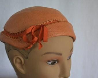 40's Hattie Carnegie Hat