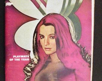 Playboy Magazine:  June, 1970