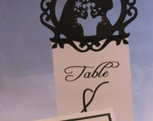 Gothic Wedding  Place Cards & Table Numbers