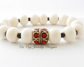 Nepali Bracelet - Boho Chic Style Bracelet