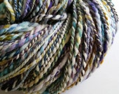 Handspun Wool Yarn Superwash