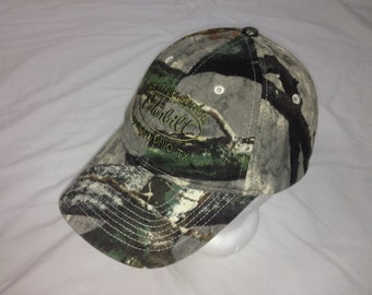 forest hunting camo hat