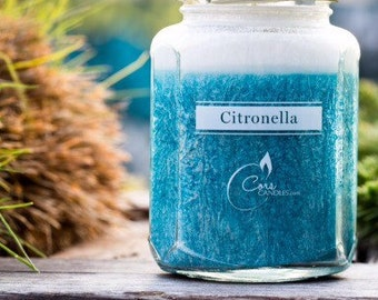 Vegan Citronella Candle