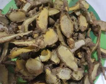 DRIED Sliced Finger Root (Lesser Galangal)