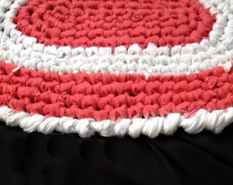 Affordable and Durable Crochet Rag Rug