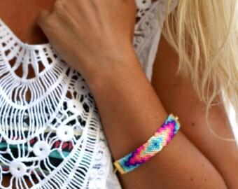 Chunky Chain Friendship Bracelet.