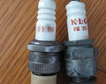 KLG NOS Spark Plugs fe80 fe70