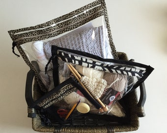 Project Bags - Set of 3