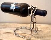 Wine Rack-Magic Free Floating Chain Wine Rack