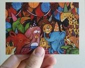 30 birthday postcards