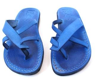 Leather Sandals, Leather Sandals Women, Sandals, Women's Shoes, PRINCESS, Flip Flops, Biblical Sandals, Jesus Sandals