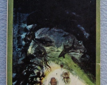 Vintage Jules Verne 20,000 Leagues Under the Sea, 1969 Paperback Book